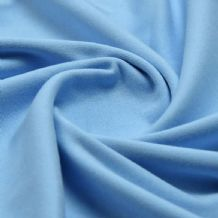 Sky Blue - 100% Cotton Single Jersey H/W